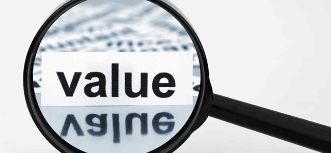 What's Your PERCEIVED Value?