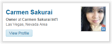 View Carmen Sakurai's profile on LinkedIn