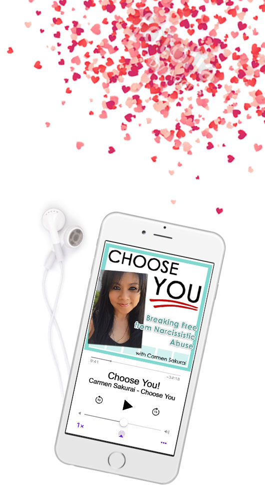 Choose You Podcast Archives - Carmen Sakurai, Life Strategist